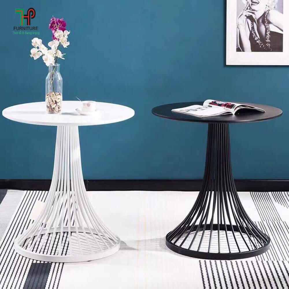 bàn tròn cafe đẹp độc đáo (1)