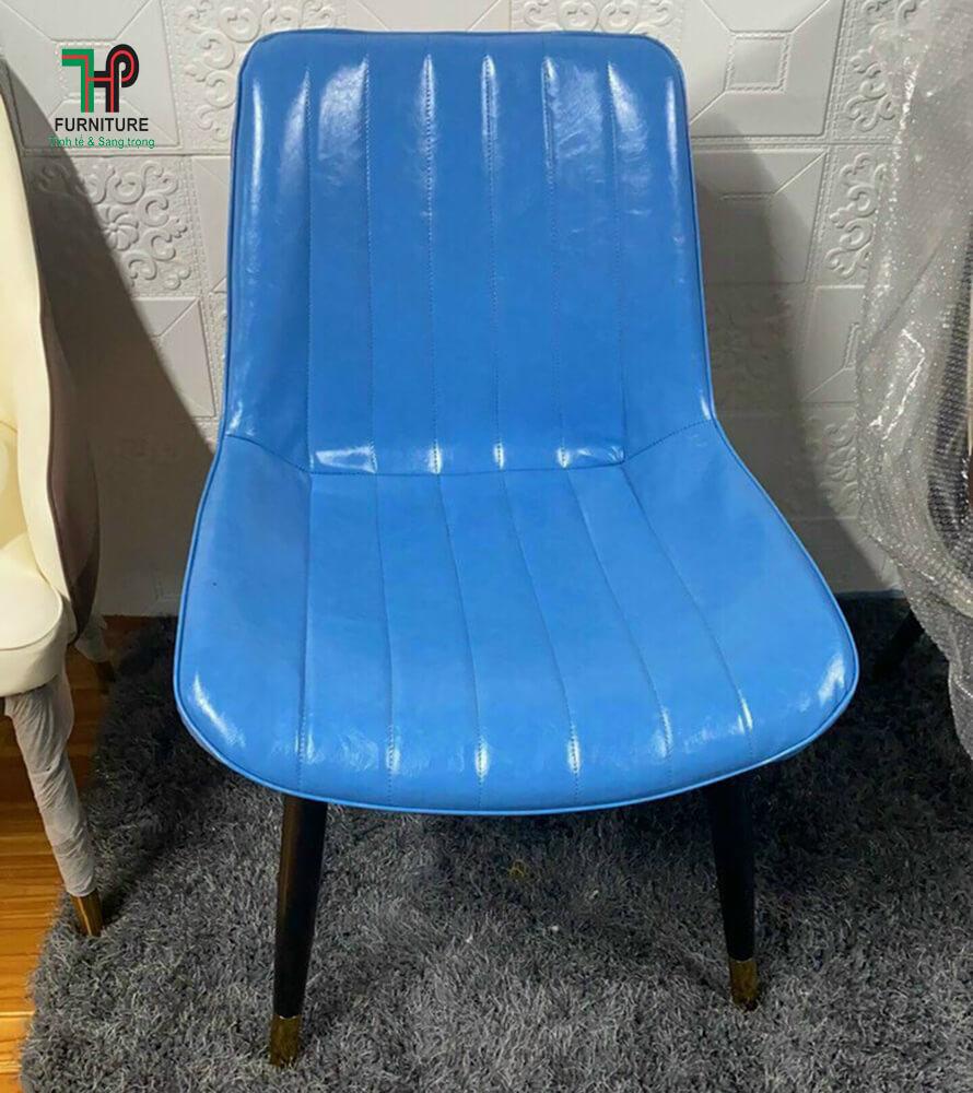 ghế ngồi màu xanh